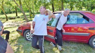 Que faire lors d'une attaque dans la voiture ?